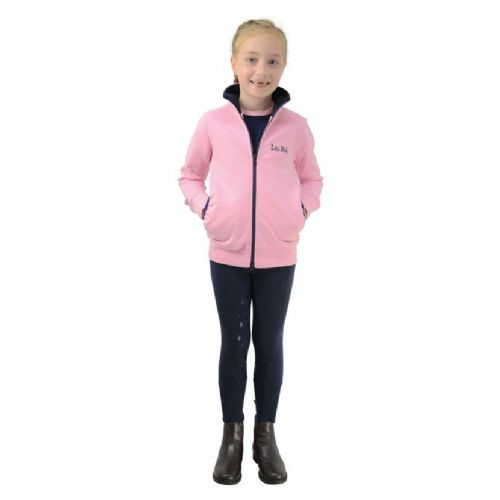 Little Unicorn Fleece Jacket by Little Rider